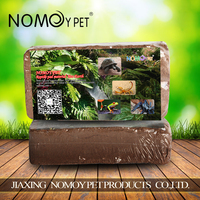 Nomo hot selling sterile organic compressed coco peat prices 650g coco peat