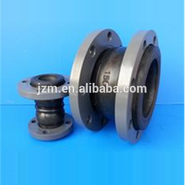 Single Sphere Rubber Expansion Joint Universal Joint with Flange End