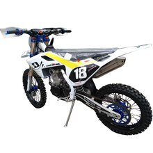 cheap hot sale new condition gas powered dirt bike