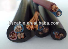 YZ YZW H05RR-F EPR Flexible Rubber Cable