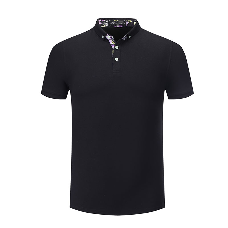 Best Quality Polo Shirts Custom Brand Embroidery Logo Printed Logo Golf Shirts Wholesale Men's Clothing Guangzhou Factory