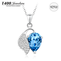 T400 Pendant Necklace Made With Swarovski Elements