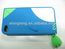 Factory supply silicone case for iphone5