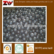 cement mill foundry low chrome grinding media ball