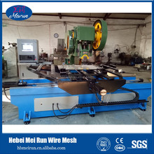 Top Level New Generation High Speed Metal Sheet Perforating Machine Factory with low noise