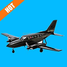 Cessna 414 Chancellor 'JPS' 1980 Airplane - Colin Chapman 1/43 Scale resin airplane model