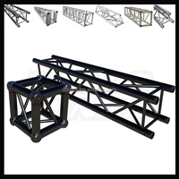 black square truss