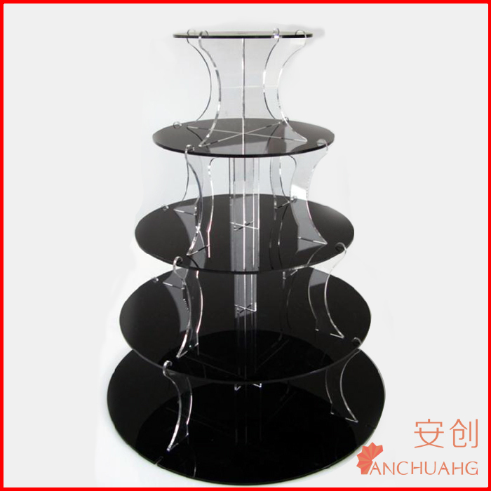 glass cake display cabinet