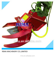 RIMA wood grapple machine for cutting trees ,excavator and harvester