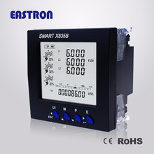 Top Quality mV Solution Multifunction Power Analyzer, 0.333V Input, 3 Phase Power Analyzer 96x 96