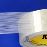 one way fiber glass packaged tapeJLT-602A, mono-directional filament adhesive tape , with high strength