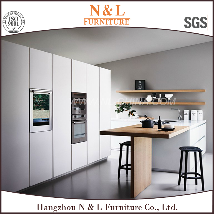 Home Kitchen Furniture Modern Italian China Cabinet Kitchen Pantry Cupboard