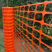 Cheap Price Orange HDPE Plastic Safety Warning Net/Barrier Mesh Fence