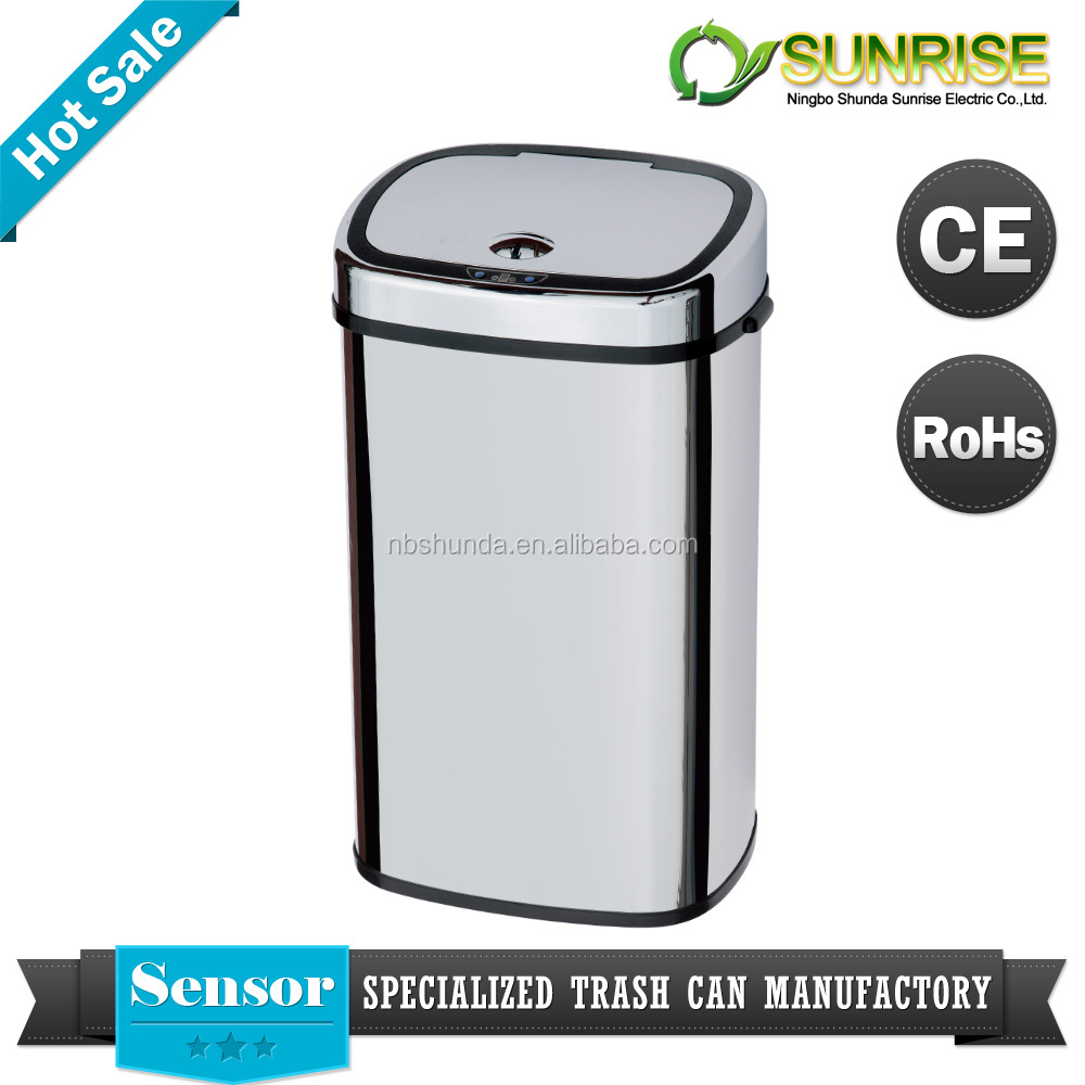 Automatic Recycle Waste Bin Touchless Dustbin