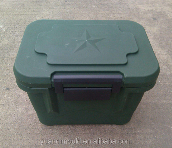 Easy carrying custom plastic tundra 25L 50L 60L 75L 100L 150L cooler box