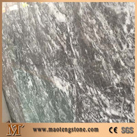 China Buffett Grey Marble, Dark Grey Marble with White Veins Slabs & Tiles