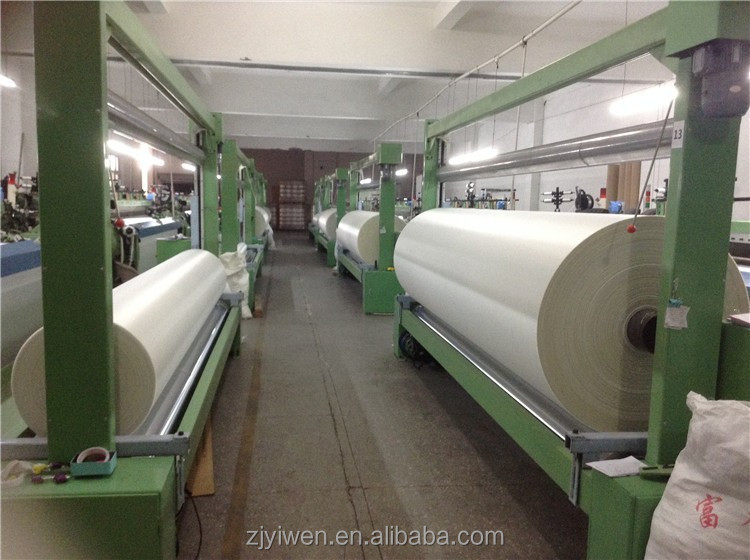 industrial use 500D 100% polyester woven plain base fabric for tarpaulin