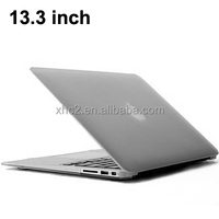 Dropshipping 2017 new china products for sale Crystal Hard Protective Case for Apple Macbook Air 13.3 inch (Transparent)