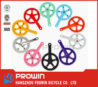 700c fixed gear bike 42 46 48 52T bicycle parts crank set (B-CK700C 001)