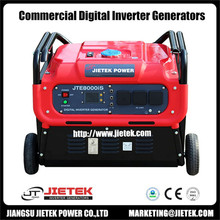 Three phase 7.5kw gasoline generator with cheap price