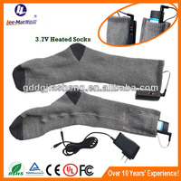 Chrismas gift Rechargeable electric socks Battery heated socks