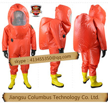 Free factory custom firemen use chemical protective clothing
