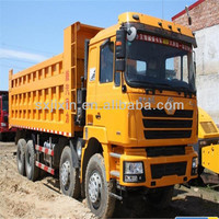 Shaanxi Big Trucks Sand Tipper Trucks For Sale