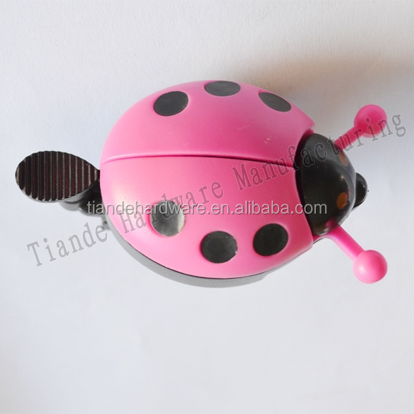 cartoon <strong>beetles</strong> bike bell for kid