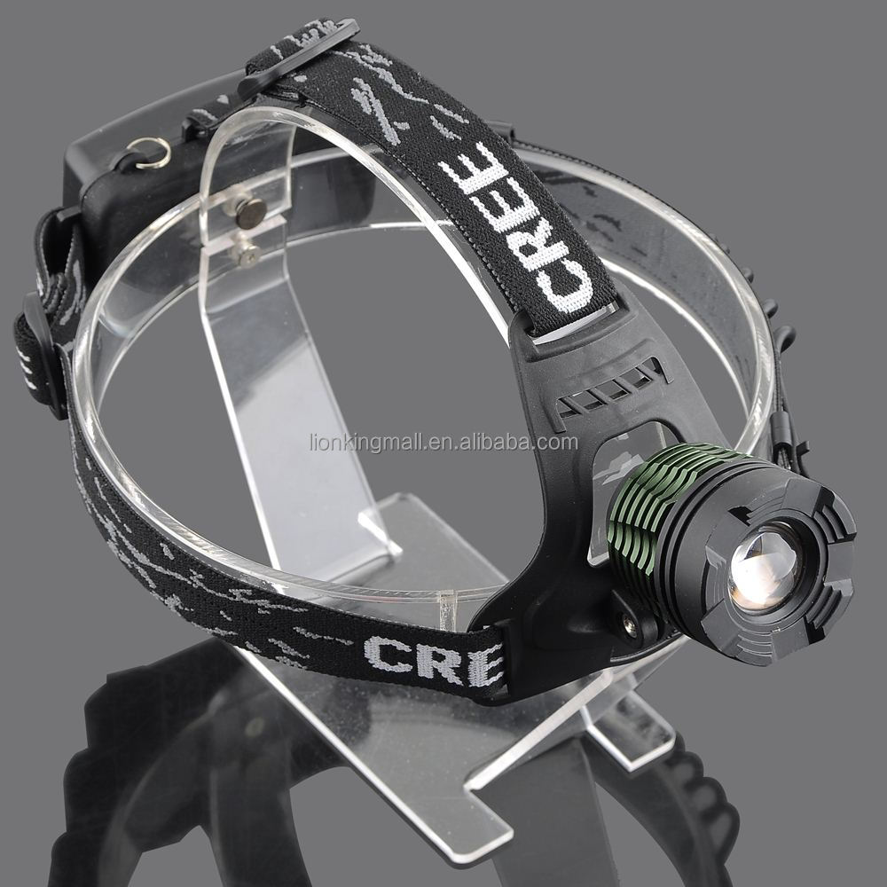 AloneFire <strong>k12</strong> XML T6 LED Headlamp Headlight xml-t6 zoom headlight fishing light outdoor <strong>lighting</strong>