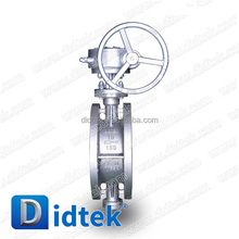 Didtek International Brand Food Grade 10Inch Butterfly Valve For Water