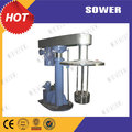 Coating Basket Grinder Machine, Nano abrasive