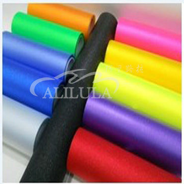 Newest style auto light color change vinyl film headlight tint protection film car light wrap film