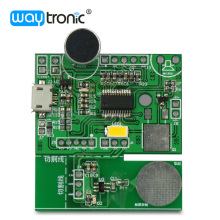 Touch switch voice command control speech recognition sound module with microphone