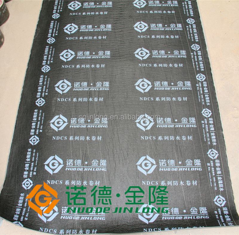 Good anti-erosion App modified bitumen sheet waterproofing membrane