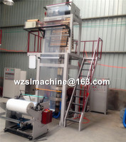 Wenzhou Production energy saving Film Blowing Machine Plastic Bottle Making Pet Blow Moulding Machine