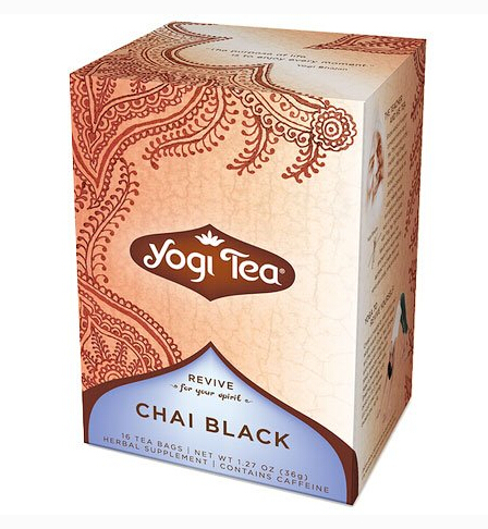 Chinese high quality CHAI Tea black tea blended tea in teabags