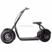 2017 NEW ebike bicycle harley fashionable citycoco 2 wheel electric scooter, adult electric motorcycle (C01)