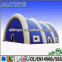 China high quality and popular inflatale dome tent make in china