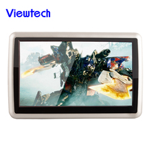 "9"" car headrest mount portable dvd player with hdmi support 1080P video"