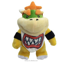 Super Mario Bros Morton Koopa Plush Doll Toys Plush Toys