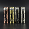 Teslacigs quality electrical products Steampunk Style with 90*55*25mm Tesla Nano 120W vape box mod
