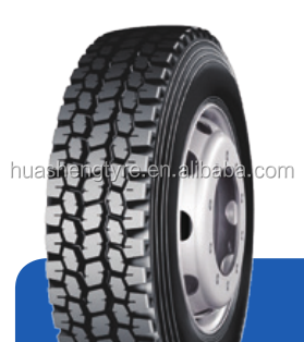 Wonderful price Radial Tire 11R22.5 HS207 for buses and light truck with DOT and ECE standard
