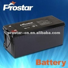 sealed maintenance free rechargeable storage vrla agm battery 12v 24ah