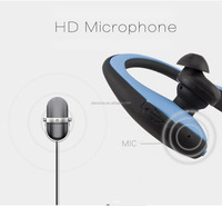 Wireless Stereo small size Bluetooth Earphones Headsets earphone with 9 mm speaker