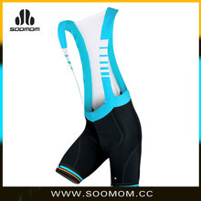 2015 newly vision men fitness bib shorts sublimation cycling wear custom made compression bib shorts with comfortable pad