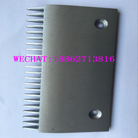 Elevator comb plate schindler elev spare parts 9300 escalator parts comb plate SMR313609