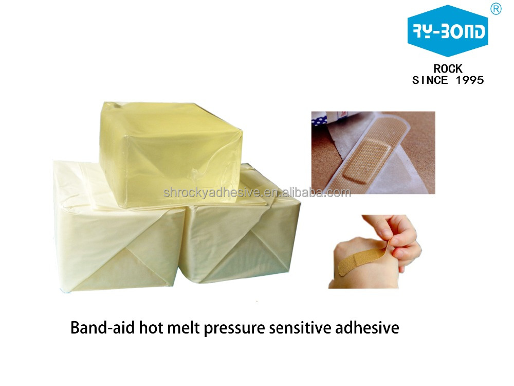 Good breathable medical transparent clear hot melt adhesive glue for wound plaster