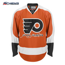 team canada ice hockey jerseys wholesale custom sublimated gradient color cheap reversible NHL hockey jerseys