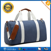 Unisex Thick Cotton/Canvas Duffle Gym Bags Travel Bags