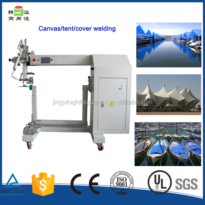 China Manufacture PVC Tarpaulin Canvas Sealing Hot Air Seam Welding Machine Price